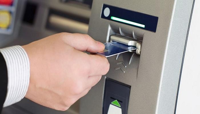 ATM para yutması