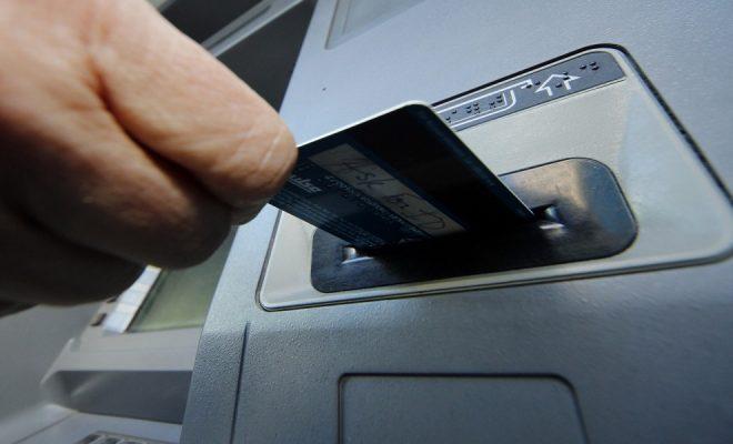 ATM kartı yuttu